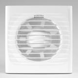 OPTIMA 4C, Вентилятор осевой вытяжной с обратным клапаном D 100
