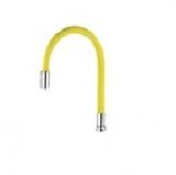 Излив LEDEME гибкий , жёлтый , L7503-4