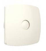 RIO 4C Ivory, Вентилятор осевой вытяжной с обратным клапаном D 98, декоративный