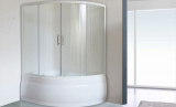 Душевая штора Royal Bath Alpine LR 140 (стекло матовое)