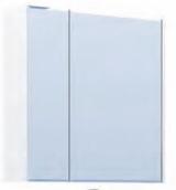 Зеркальный шкаф Laura 600