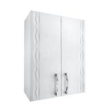 """Шкаф навесной """"Кристи-60"""" две двери"""