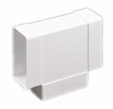 Тройник Т-образный пластиковый 55х110