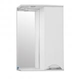 Жасмин зеркало-шкаф 600/С (700*600*154)